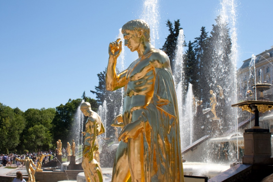 Peterhof - Russia resorts