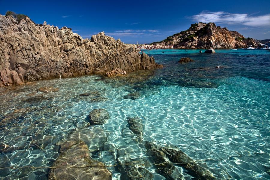 La Maddalena Archipelago - Italy resorts
