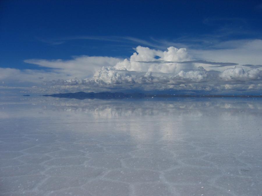 Салар де Уюни - Боливия Курорты