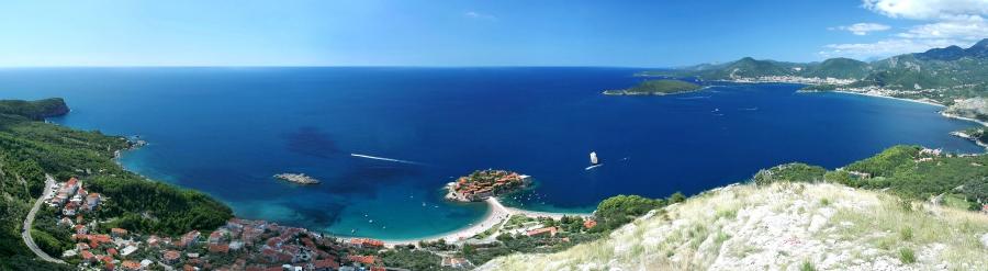 Адриатического моря - Черногория Курорты