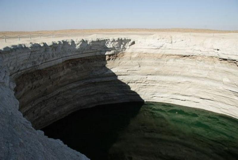 Дарваза - Туркменистан Курорты