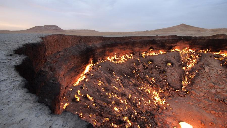 Derweze - Turkmenistan resorts