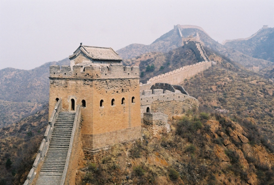 The Great Wall of China - China resorts
