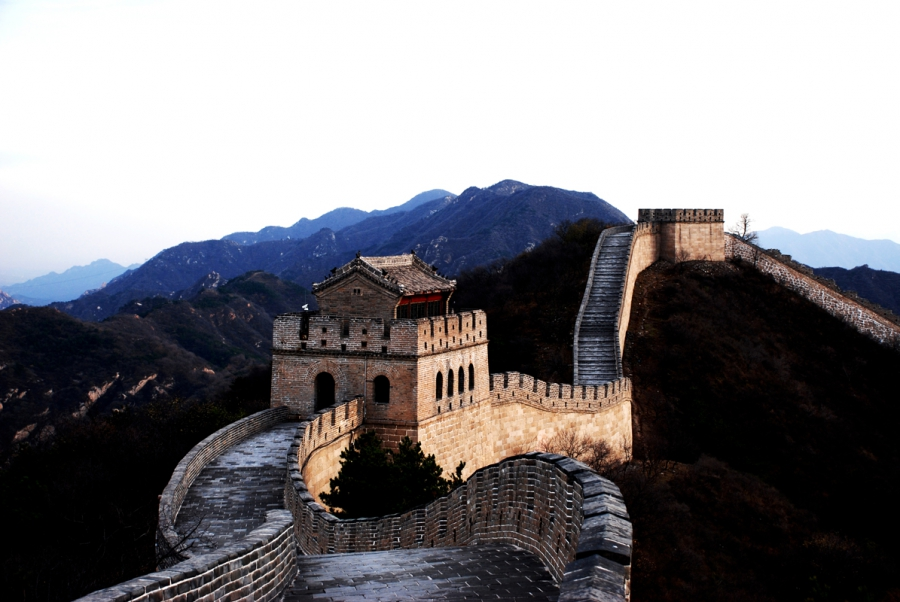 The Great Wall of China - China resorts
