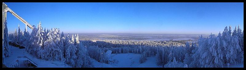 ЛААЯВУОРИ - Финляндия Курорты