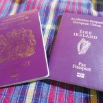 Britons race to be Irish