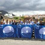 Adeje beaches earna high-five accolade