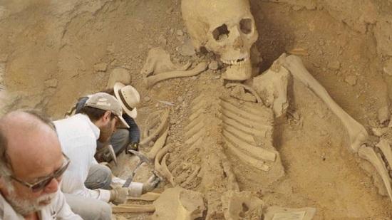 В Болгарии обнаружены скелеты людей–гигантов