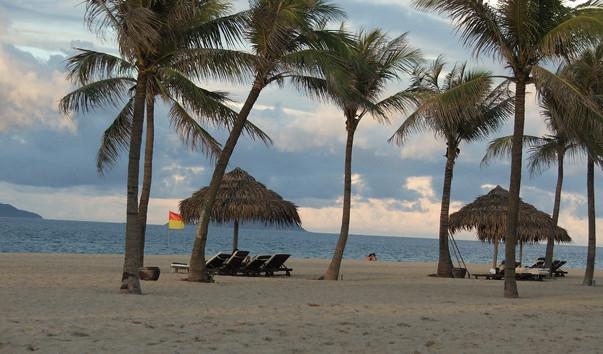 Самый дешевый пляж мира нашли во Вьетнаме