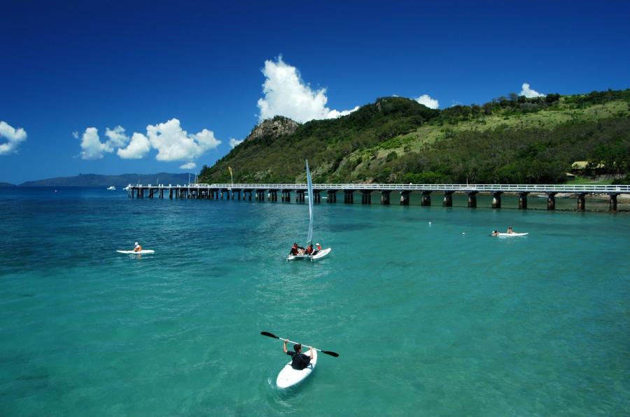 Китайская компания купила остров у побережья Австралии для строительства курортов