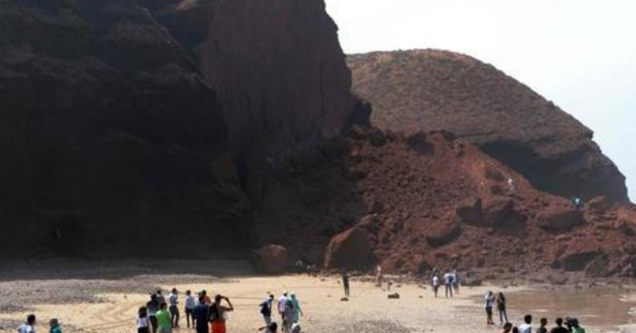 Слоновьей арки больше нет. В Марокко обрушилась одна из природных арок