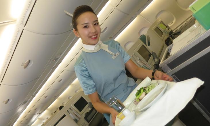 Korean Air отказалась от интернета на борту по неожиданной причине