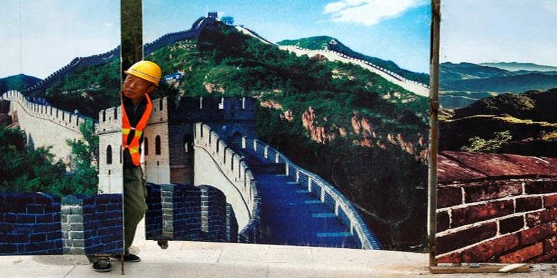 Под Великой китайской стеной построят самую глубокую железнодорожную станцию в мире