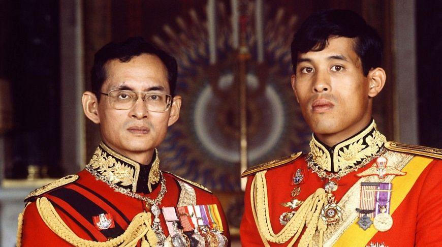 Парламент Таиланда официально провозгласил нового короля