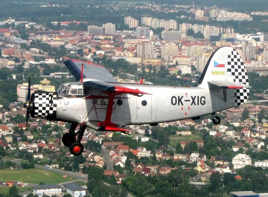 Авиакомпания Россия открывает прямые чартерные рейсы из Пулково в Пардубице