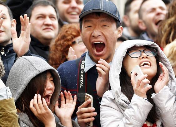 Туристы из Японии начали отказываться от групповых туров в Россию