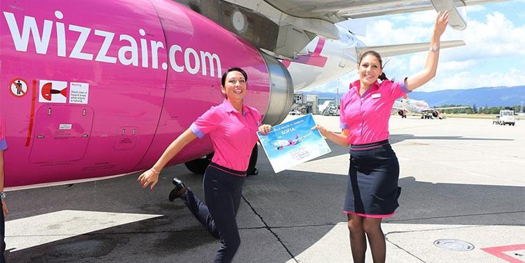 Лоукостер WizzAir может начать летать в Петербург