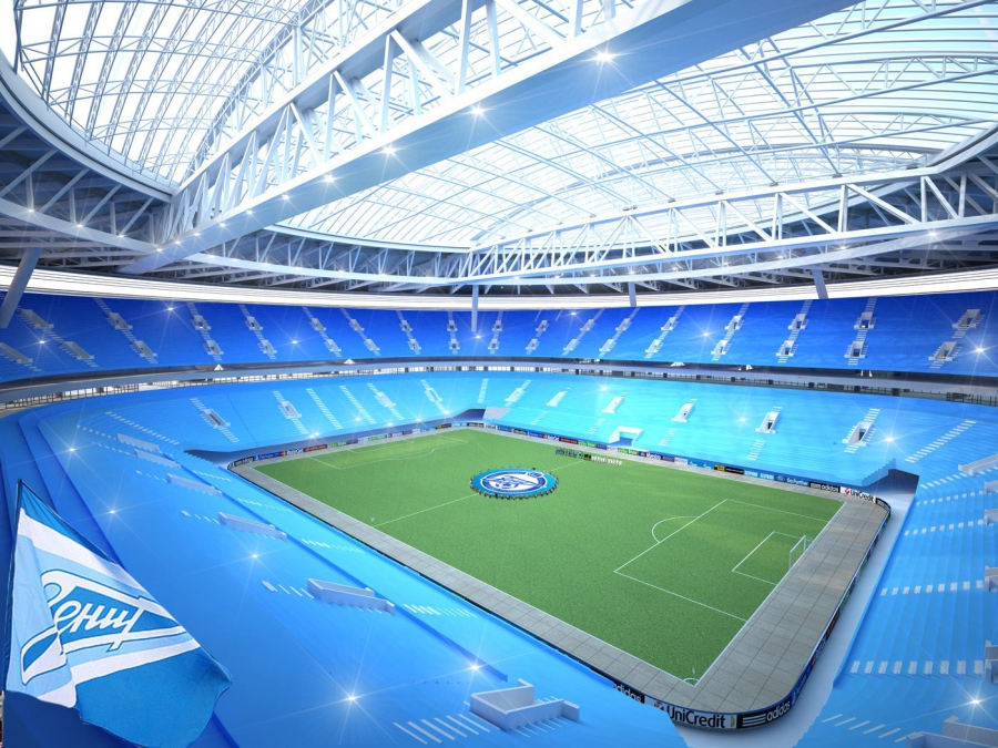 FIFA: new in St. Petersburg stadium to ready for 2017 Confederations Cup matches