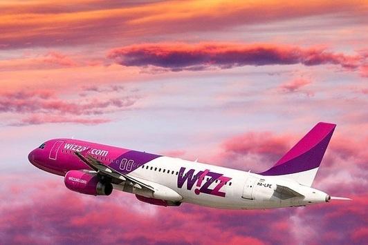 В аэропорт Пулково пришёл первый зарубежный лоукостер WizzAir