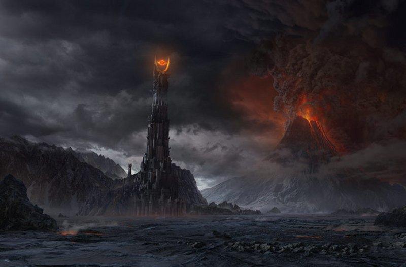 Настоящий Мордор появится в Норвегии