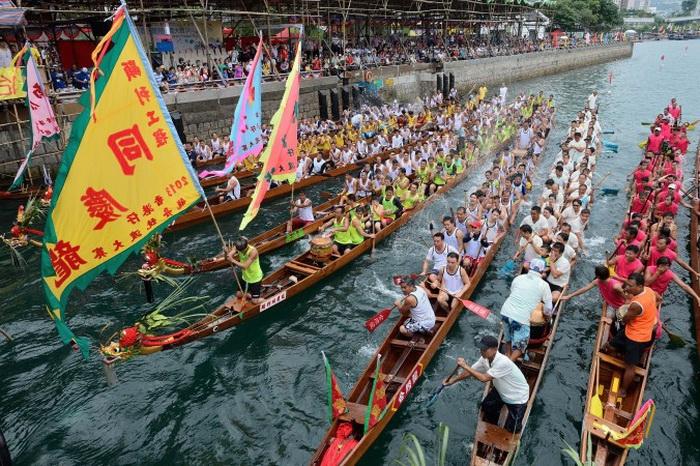 Сингапур анонсировал китайский Фестиваль Драконьих лодок