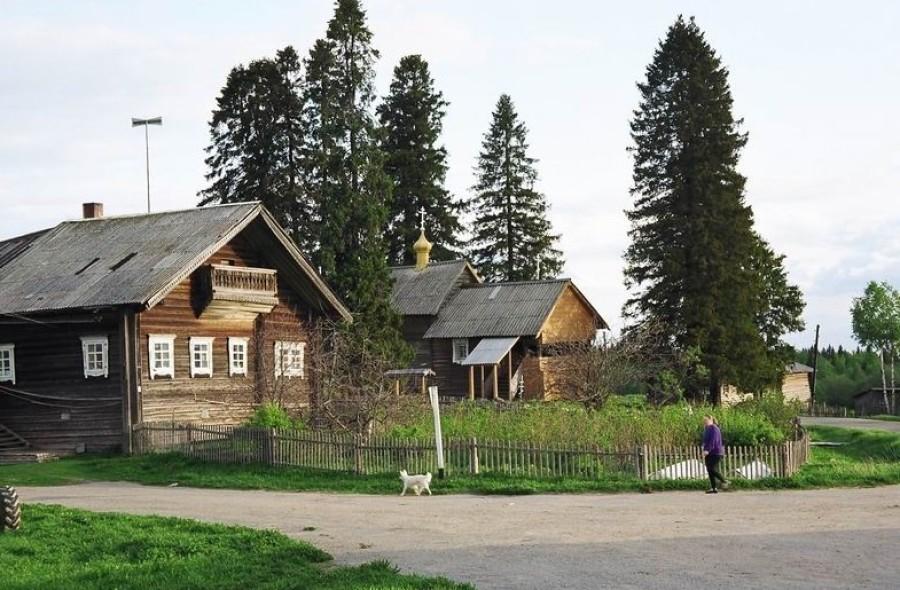 Жители самой красивой деревни России просят оградить их от наплыва туристов