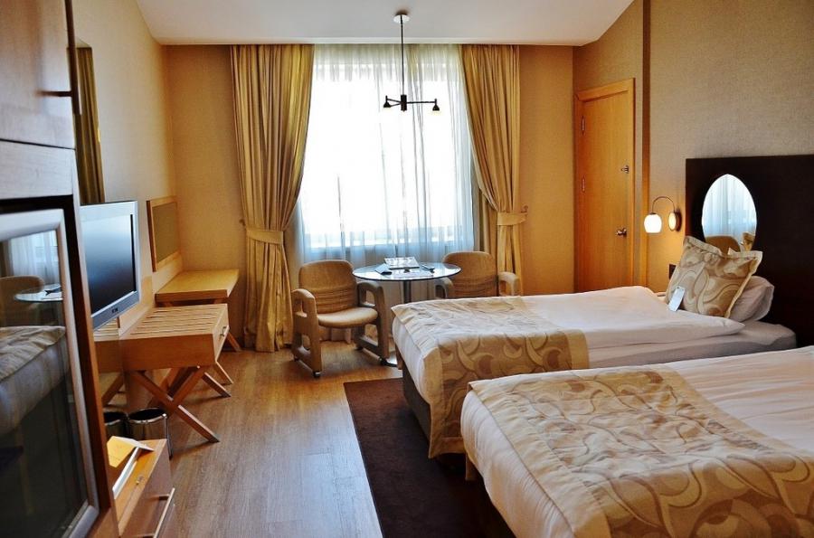 Бесплатный отель в Стамбуле при пересадке от Turkish Airlines