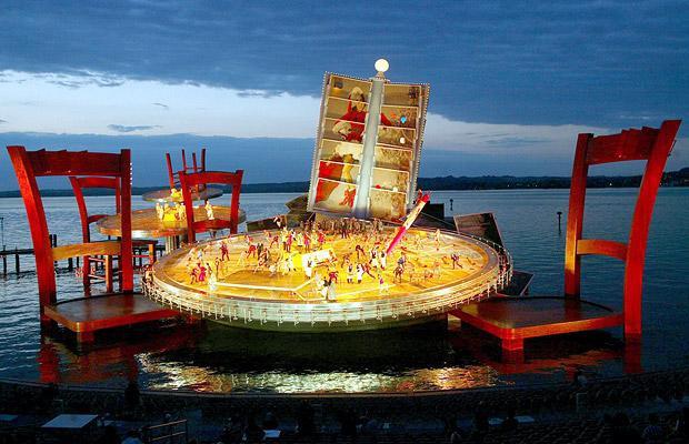 Брегенцский фестиваль