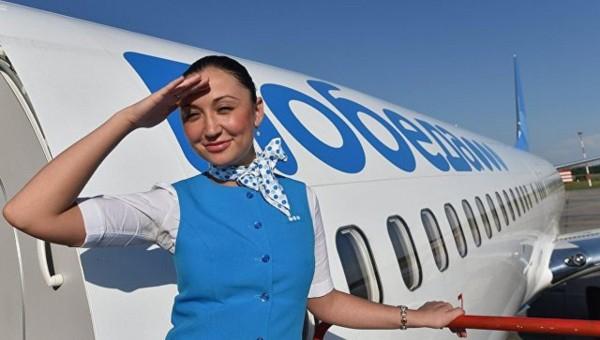 Победа начнет летать из Москвы в Санкт-Петербург с 29 октября