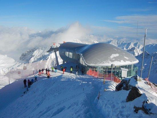 Немецкие альпинисты раскритиковали объединение двух австрийских курортов