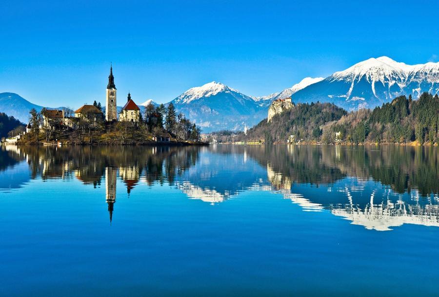 Власти Словении связали увеличение числа туристов с Меланьей Трамп