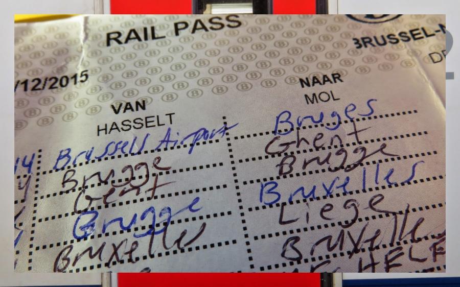 Hi Belgium Pass: выходные в Бельгии всего за 149 евро!