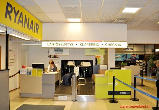 Ryanair открывает рейсы из Лаппеенранты в Грецию