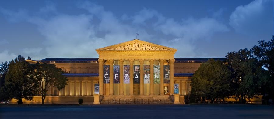 В Будапеште после реставрации открылся Музей изобразительных искусств