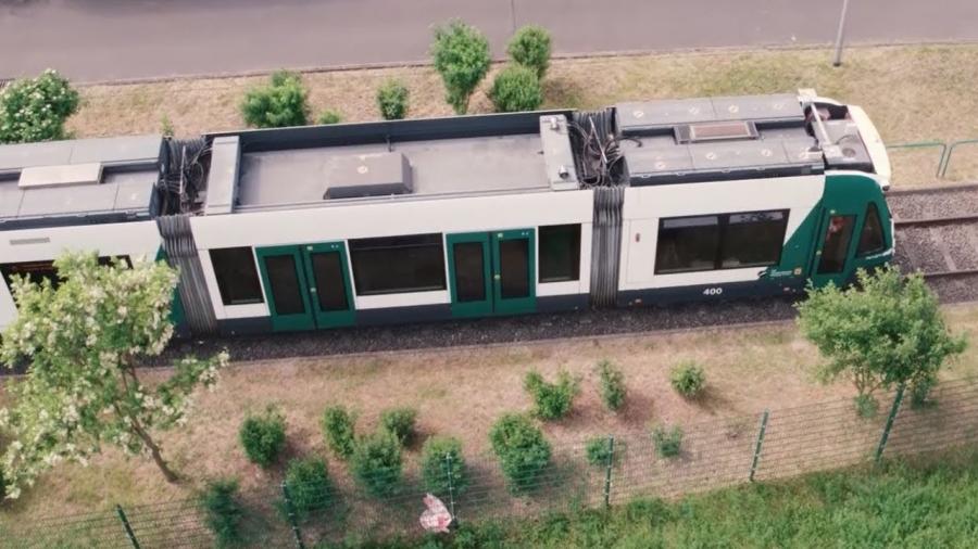 Трамвай без водителя появится в Потсдаме