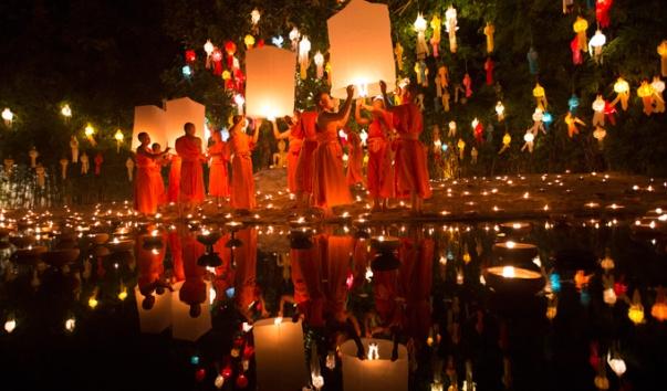 Праздник удачи и счастья: Таиланд встретит Лой Кратонг