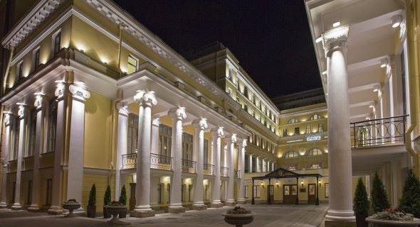 Гостиница Эрмитажа признана лучшей в сегменте «люкс» по версии World Luxury Hotel Awards