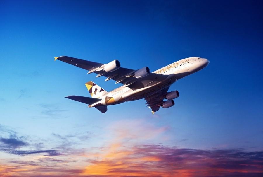 Авиакомпания Etihad Airways запускает новую брэнд-платформу