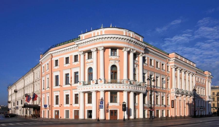 Самый дорогой отель России