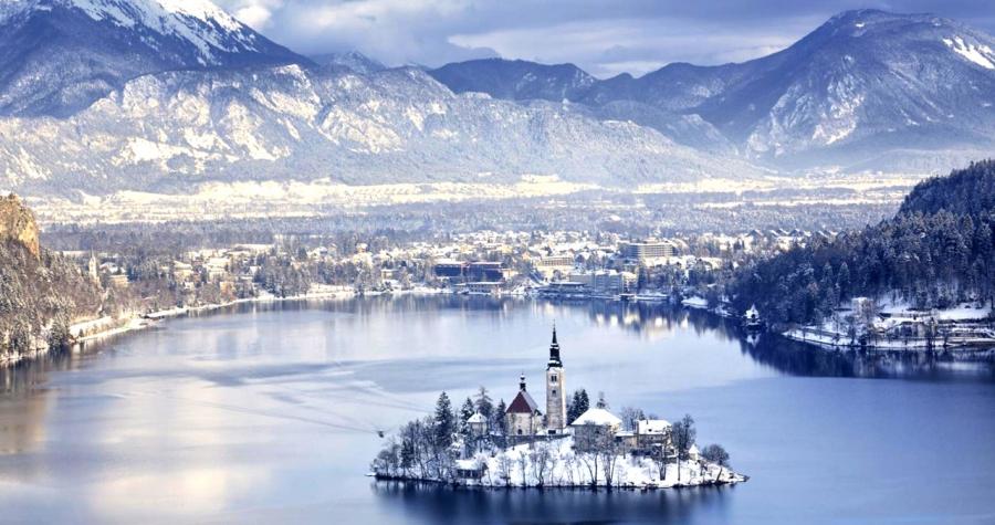 9 идей для незабываемого отдыха. Словения
