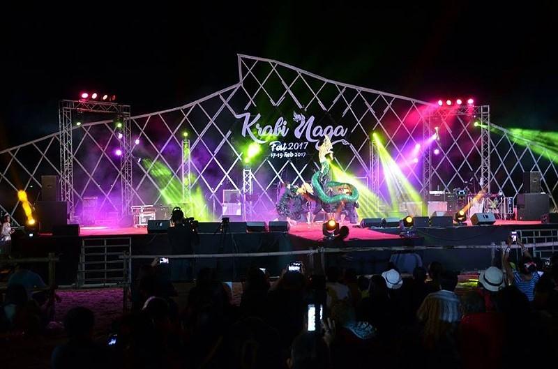 Провинция Краби. Праздник музыки и кулинарии «Нага»