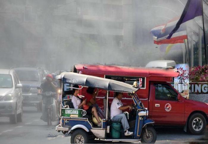 Чианг-Май стал городом с самым грязным воздухом в мире