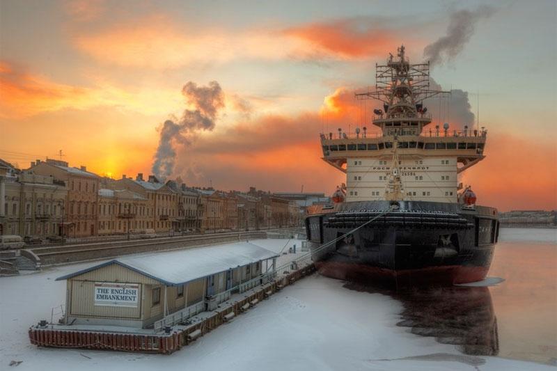 В Петербурге открывается Фестиваль ледоколов