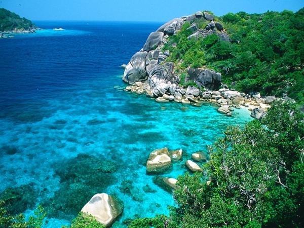 Симиланские острова в Таиланде закрылись для посещения до середины ноября