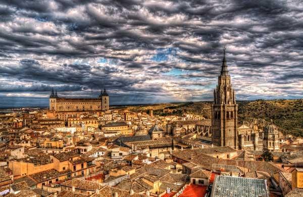 15 испанских городов – достояний человечества