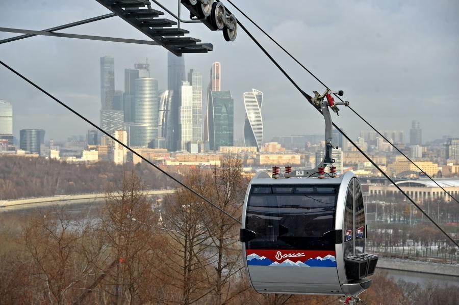 Горнолыжный склон высотой более 100 метров построят в «новой» Москве