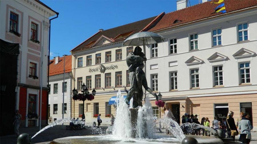 Эстонский город Тарту станет культурной столицей Европы 2024 года