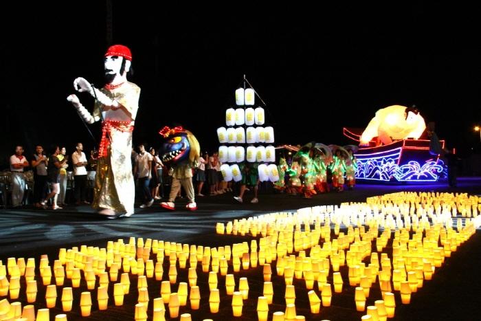 Исторический фестиваль в Сеуле расскажет туристам об эпохе Пэкче