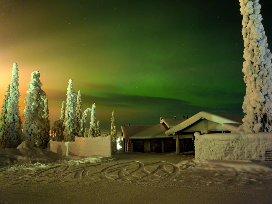 Лапландия - Финляндия Регионы