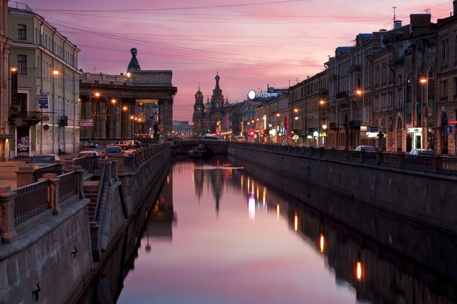 Saint-Petersburg and Region - Russia regions